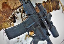 V3 TAC-13 Review: Pint Sized Shorty in a Semi-Auto